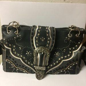 Handbags - CONCEALED WESTERN PURSE
